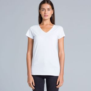 AS Colour - Women's 'Bevel' V-Neck Tee Thumbnail