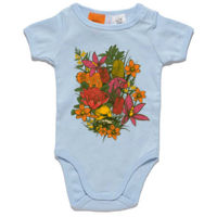 Classic Creatures Organic Baby Romper Thumbnail