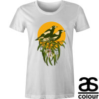 Magpies Women's Maple Tee Thumbnail