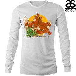 Chickens Long Sleeve Thumbnail