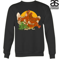 Chicken Sweatshirt Thumbnail
