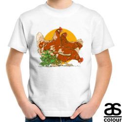 Chicken Children's Tee Thumbnail